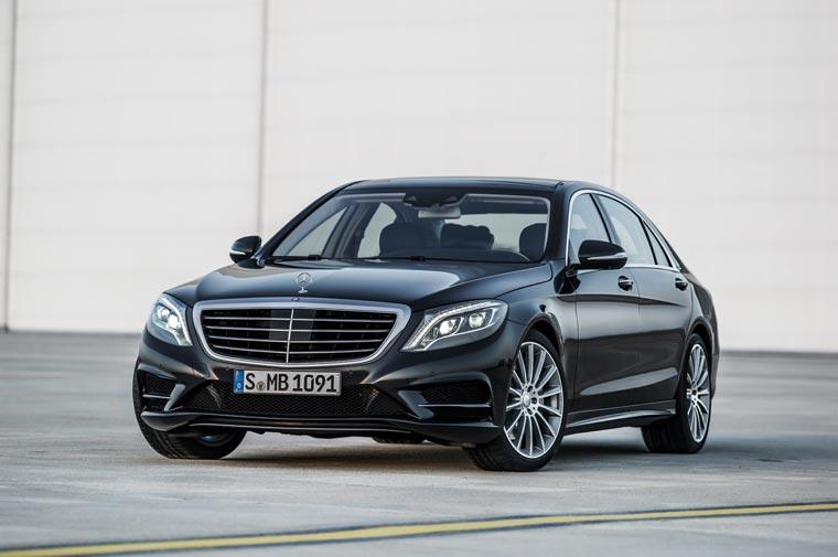 Mercedes stellt die neue S-Klasse vor S-Klasse_HH_06