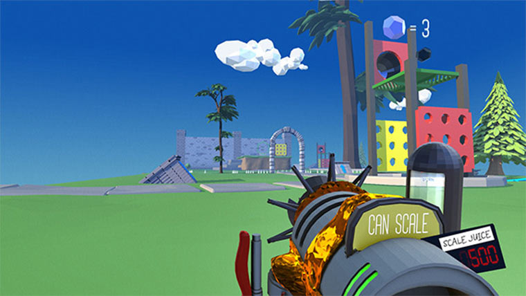kreatives Videospiel: SCALE SCALE_01