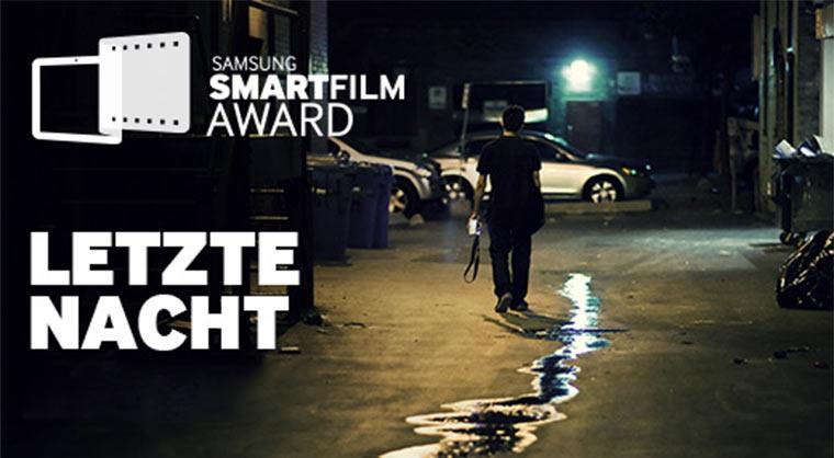Helft mir bei der Verfilmung einer Kurzgeschichte Samsung_Smartfilm_Award_2014_01