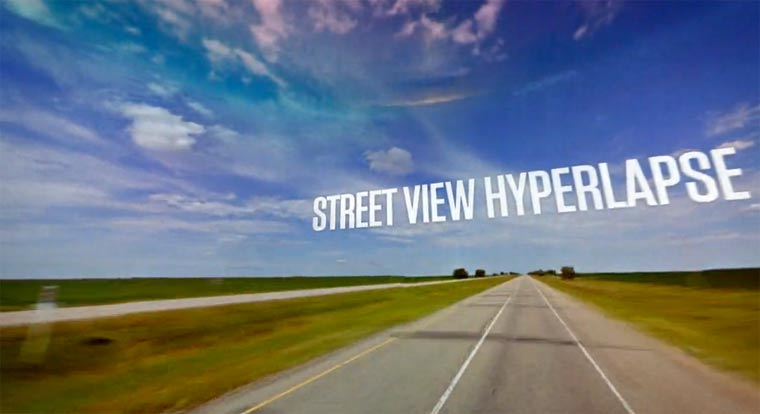 Google Street View Hyperlapse Street_View_Hyperlapse_01