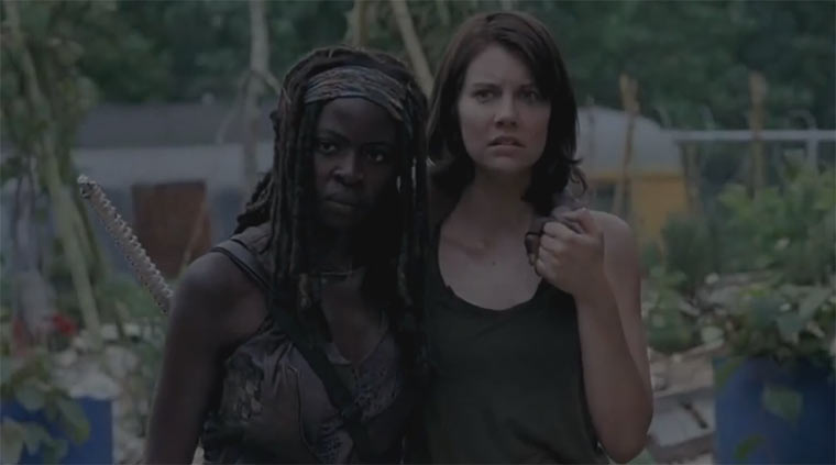 Trailer: The Walking Dead - Season 4
