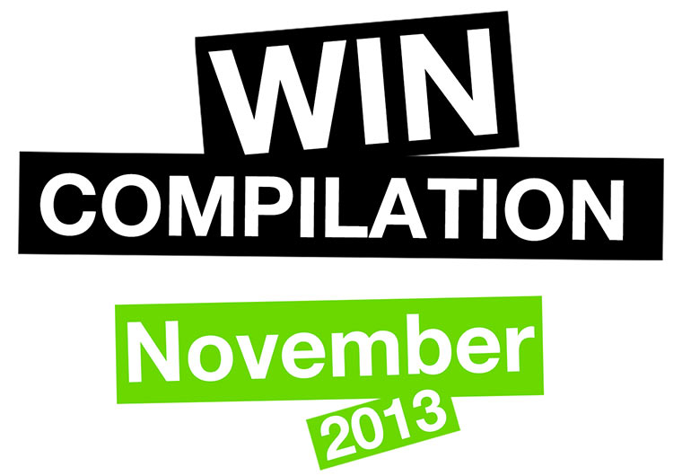 WIN Compilation - November 2013 WIN-2013-11_00
