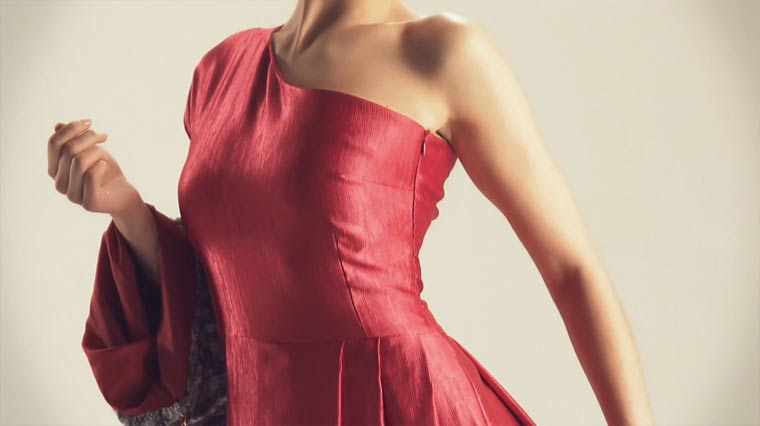 The Art of Making: Red Dress