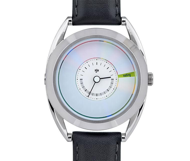 Uhr eines Durchschnittsbürgers average_clock_01