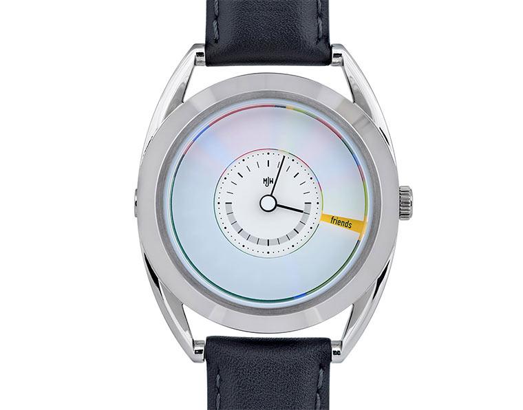 Uhr eines Durchschnittsbürgers average_clock_02