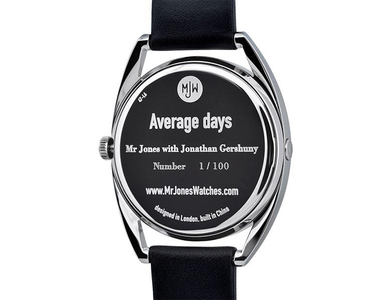 Uhr eines Durchschnittsbürgers average_clock_04