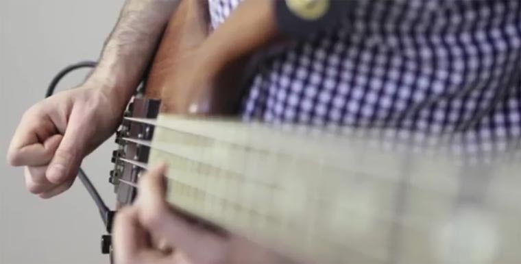 Dr. Dre - Snoop Dogg (Bass Cover)