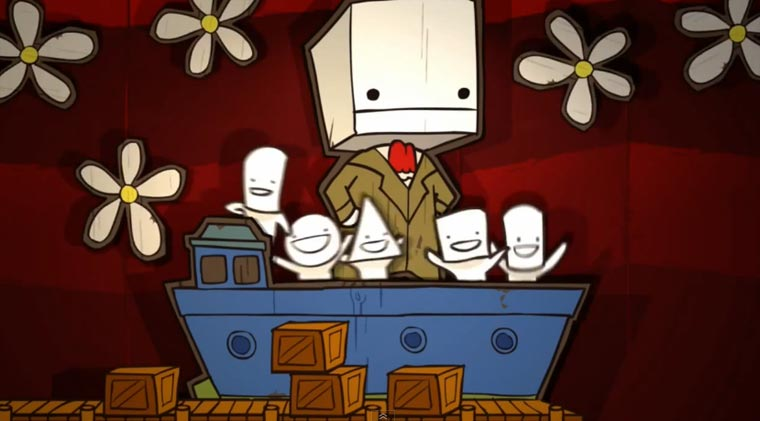 BattleBlock Theater Opening Cinematic battleblocktheatreintro