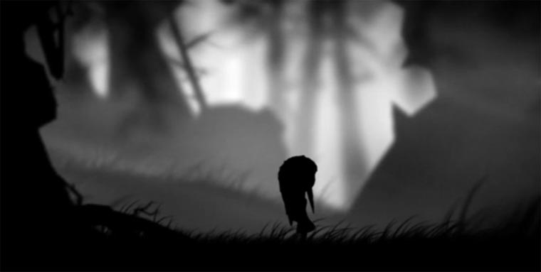 Short im Limbo-Style: Between Beasts between_beasts