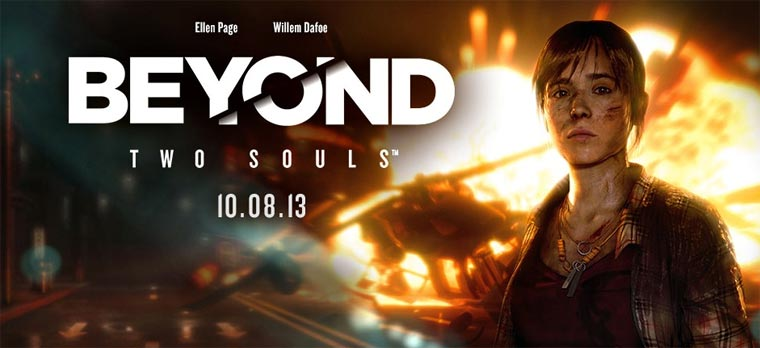 Gameplay-Preview: Beyond Two Souls