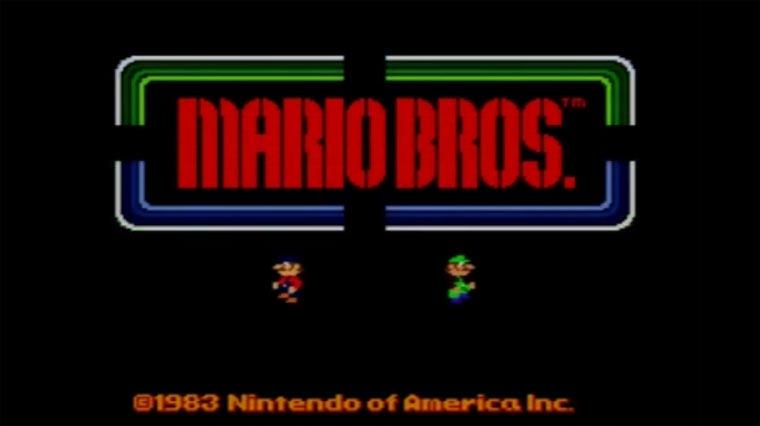 Geschichte der Videospieltitelgrafiken briefhistoryofgametitles
