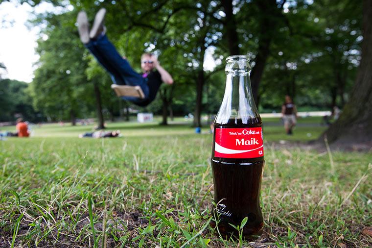 Sei verrückt - Schaukeln gegen Langeweile! coke_swing_10