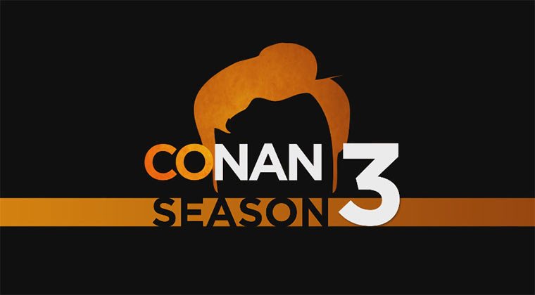 Conan Season 3 Supercut