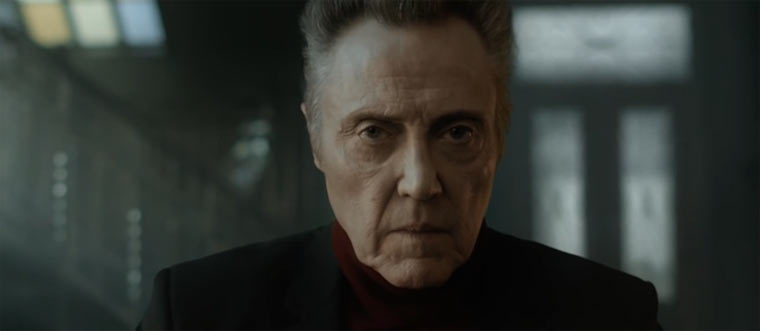 Christopher Walken ist der coolste Fashion Designer cool_Walken