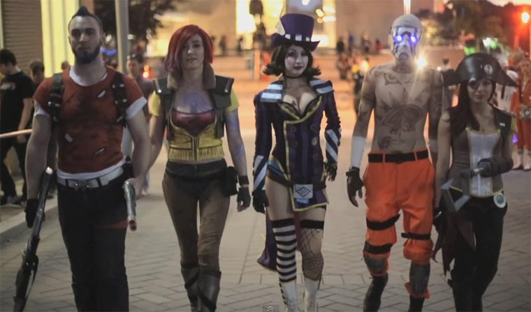 Cosplay Compilation: Animazement 2013