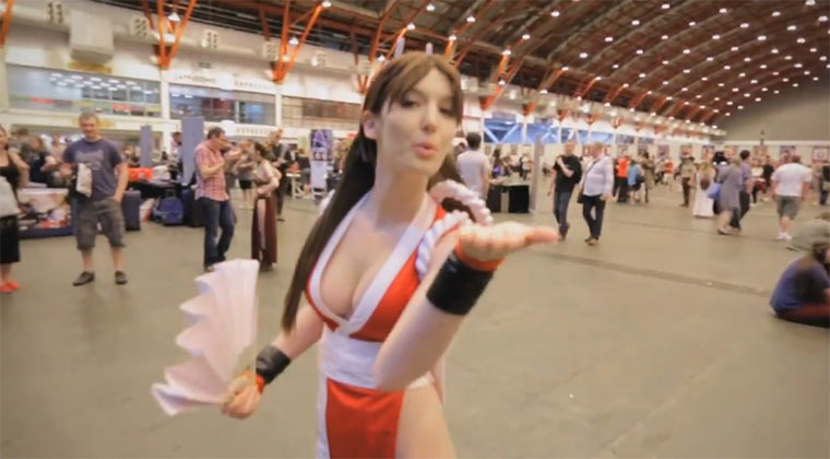 Cosplay Musikvideo: London Film & Comic Con cosplaymusicvideo_LFCC