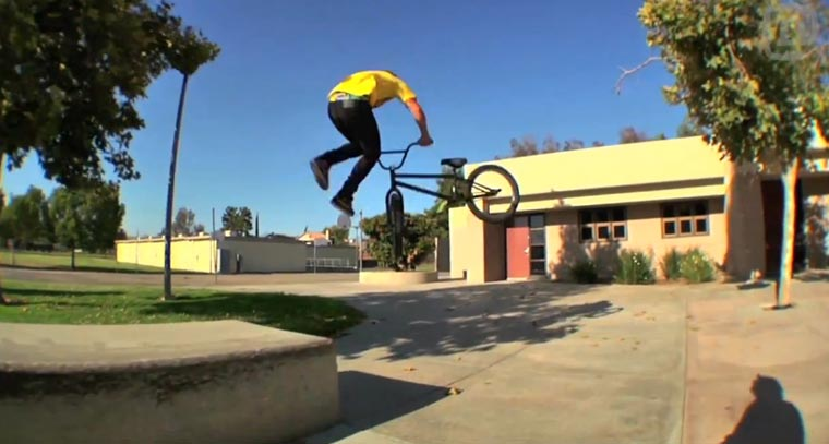 BMX mit Mike Gray: Crooked World