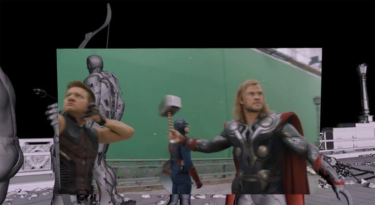 The Avengers: wie das digitale New York hergestellt wurde digital_NYC_avengers_02