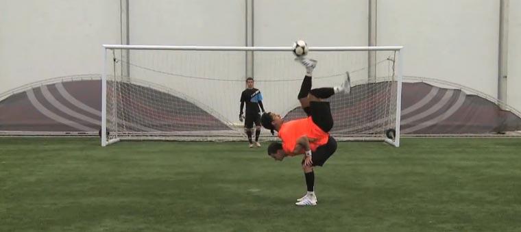 Fußball: Freestyle Skills freestyle_tricks