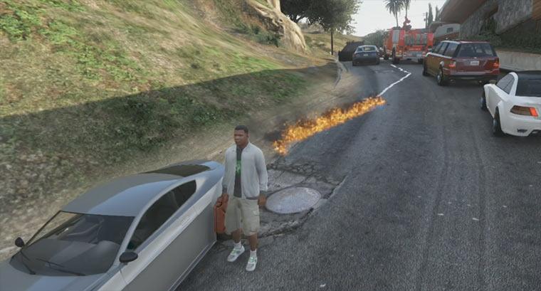 GTA V Mythbusters gtavmythbusters