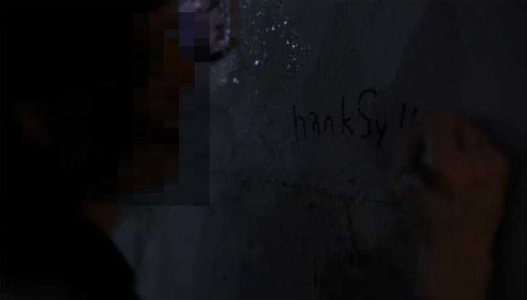 Videoportrait: Hanksy - It's a Punderful Life hanksy