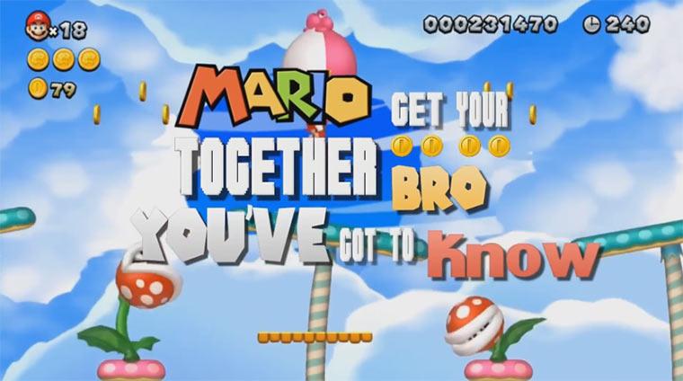 Hey Mario