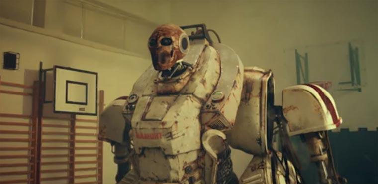 kurzer Kurzfilm: How To Train Your Robot