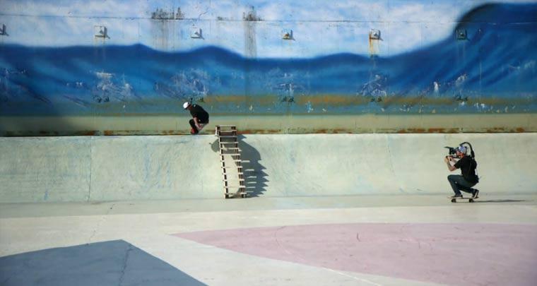 Wie man einen Skateboardfilm dreht