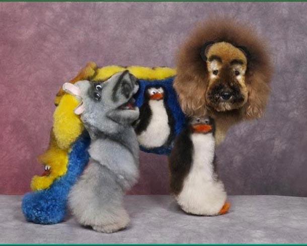 Schrecklich absurd: Cosplay für Hunde hundescosplay_05
