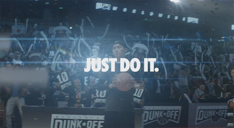 Neuer Nike-Spot: Possibilities justdoit
