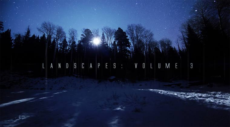 Timelapse - Landscapes: Volume 3