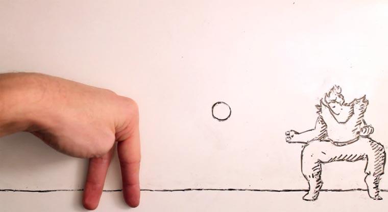 Zeichenfight: Maker vs. Marker