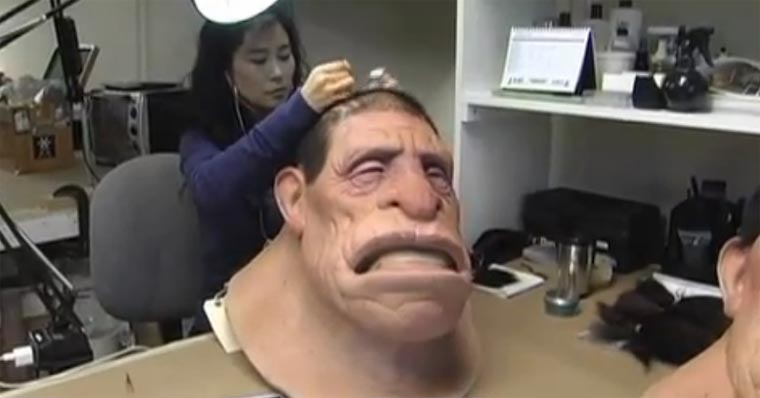 Animatronik-Making of: Troll aus Hansel & Gretel making_of_animatronic_troll