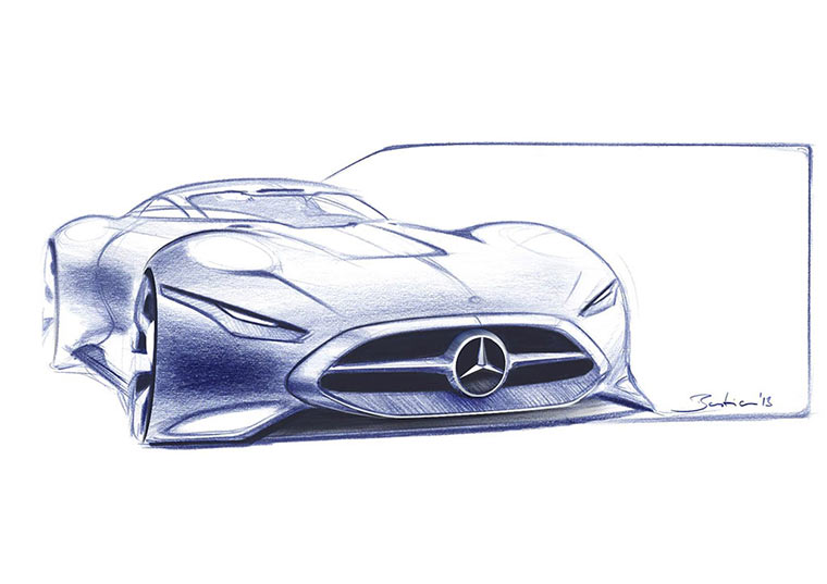 Mercedes-Benz AMG Vision Gran Turismo mercedes_AMG_GT_06