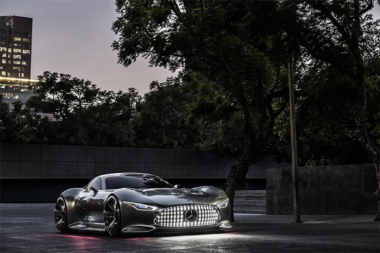 Mercedes-Benz AMG Vision Gran Turismo mercedes_AMG_GT_08