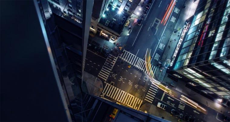 Midtown New York City midtown_timelapse