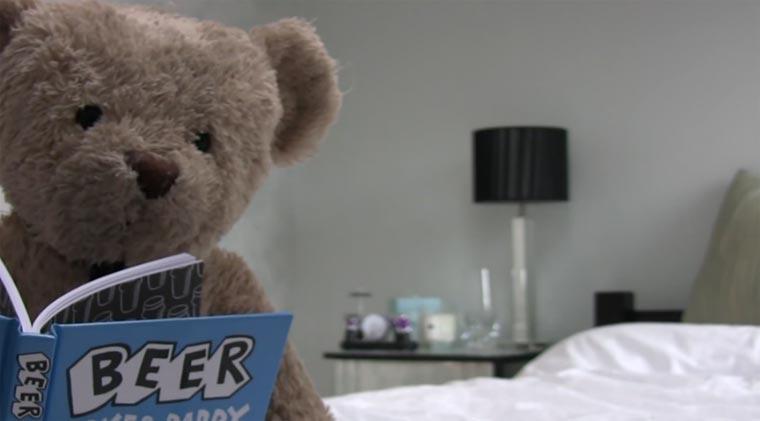 Misery Bear: Behind The Scenes miserybearbloopers