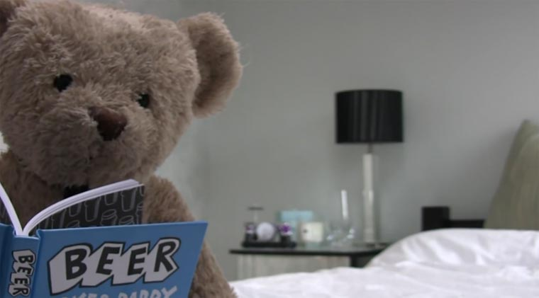 Misery Bear: Behind The Scenes