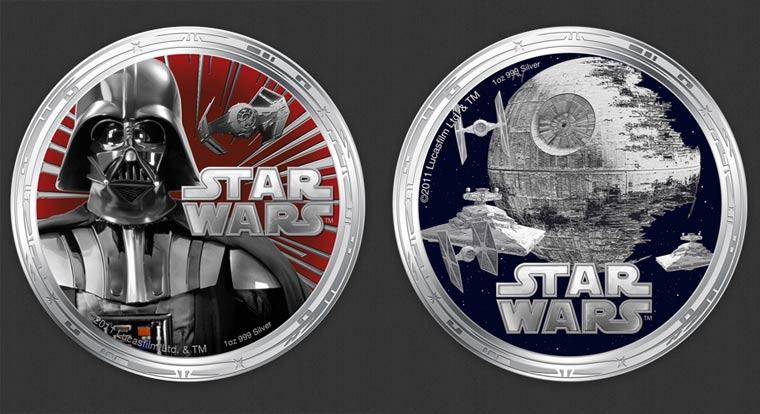 Star Wars- & Transformer-Münzen als Zahlungsmittel nerd_coins_01