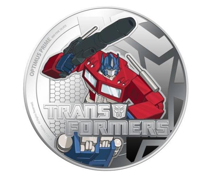 Star Wars- & Transformer-Münzen als Zahlungsmittel