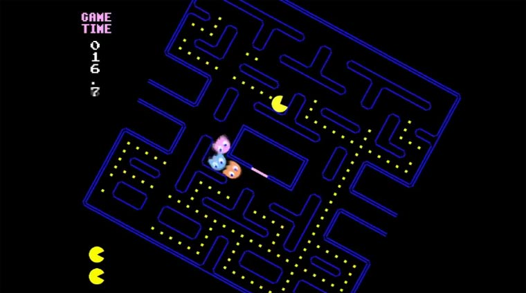 Not Pacman not_pacman