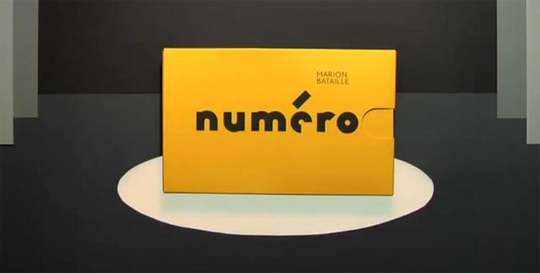numéro: Das Popup-Buch der Zahlen numero_popupbook
