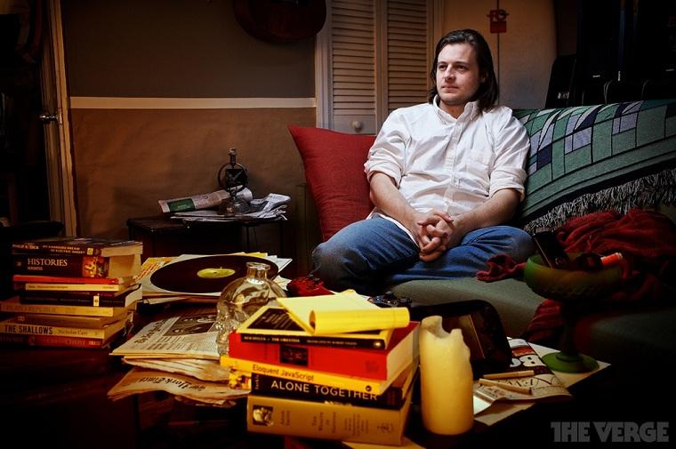 1 Jahr ohne Internet - Paul Miller hat es getan paul_miller