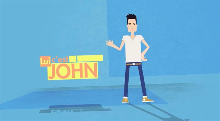 Animations-Showreel: Poutshi poutshi