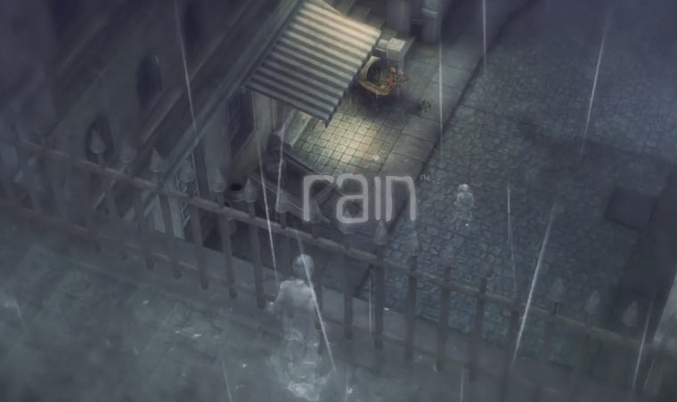 unsichtbar im Regen: Trailer zu Rain rain
