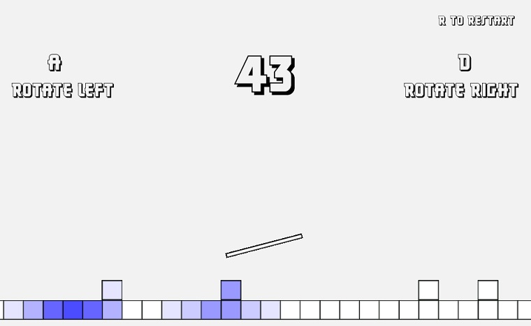 Indie-Browser-Game: Rebound rebound