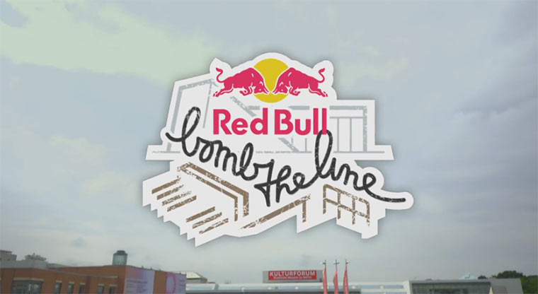 Red Bull Bomb The Line 2013