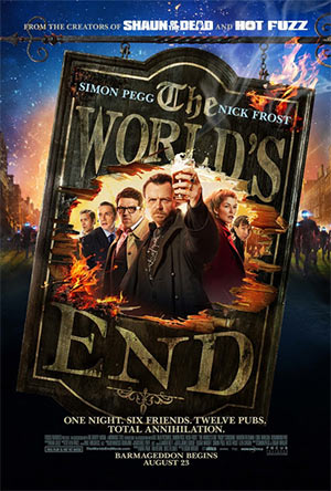 Review: The World's End
