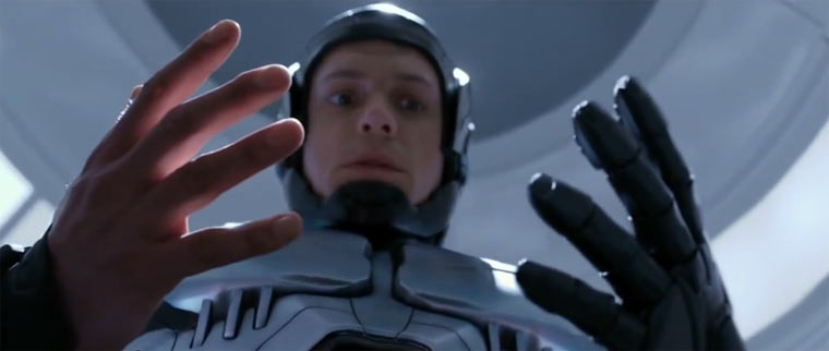 Trailer: Robocop