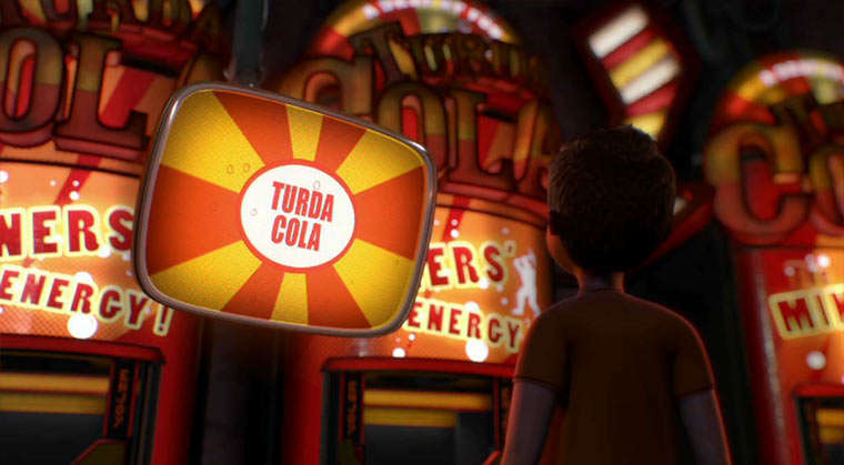 Animated Short: Salina Turda